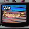 """Logo ROLONOMICON: """"Rol en Internet"""" (Consejos de Raz)"""