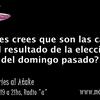 Logo Martín Silva, también deja su mensaje