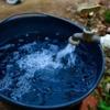 """Logo """"Hay que esperar que suba el agua al tanque"""": Titulo acorde a #TODO el Editorial de hoy."""