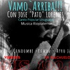 Logo Vamo`Arriba con Pato Lorene !!!