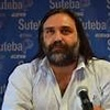 Logo Roberto Baradel entrevistado por Ernesto Tenembaum