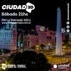Logo Ciudad 3D - Programa completo del 27 de octubre de 2018
