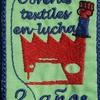 Logo @pateandonqn 6/10/19 entrevista a Norma Brizuela obrera textil 2 años de Gestión Obrera