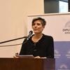 Logo Amanda Alma, periodista parlamentaria, analiza la transición desde el Congreso