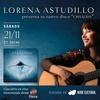 Logo Marcos Cittadini entrevista a Lorena Astudillo por su nuevo álbum Crisálida