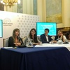 Logo Juliana di Tullio - Presentación del proyecto de Ley de protección de la primera infancia