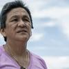 Logo Milagro Sala, referente nacional de la Organización Barrial Tupac Amaru, en #CaballeroDeDía