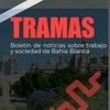 Logo Presentación Tramas. Boletín sobre trabajo y sociedad