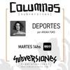 Logo [COLUMNA] Caño al patraricado por Anuka Fuks: novedades en el futbol femenino