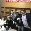 Logo Megacolumna de cine y entrevista con Ezequiel Campa!!!
