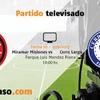 Logo D.Mera,Cerro Largo vs Miramar Misiones,17/6/17