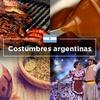 Logo Costumbres que Mantiene Viva la Tradición Argentina.