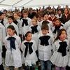 Logo Todos en cuero: Uruguayos: La niñez en el Uruguay y en la Argentina