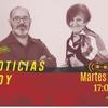 Logo Mariano Stolkiner Charlo con Nora Lafon en Radio Caput