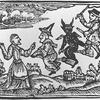 Logo Caza de Brujas: Una guerra contra las mujeres