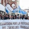 Logo MEDIDA DE FUERZA DECRETADA POR LA UEJN CONTRA EL TRASPASO DE LA JUSTICIA NACIONAL A LA C.A.B.A.