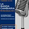 Logo #PactoSocial Ricardo Diab @ricardodiab #Entrevista #LBC #AlvaroTorriglia #SandraCicaré