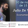 """Logo """"La Argentina y el Mercosur deben ser inteligentes para poder insertarnos en el mercado Chino"""""""