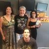Logo Maria Florencia Alvarez y Paula Arraigada - Veni Cuando Quieras - Radio Del Plata