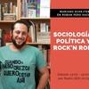 """Logo Mariano Shejter inauguró su primera columna de """"Rock, política y sociología""""."""