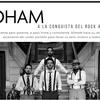 Logo Entrevistamos al grupo Soham y nos enteramos de una curiosa anécdota con un amigo del programa