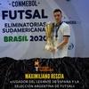 Logo Entrevista a Maximiliano Rescia, campeón del mundo 2016 con Argentina en Futsal.
