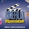 """Logo El elenco de """"El Encanto"""" en Cinefilia"""