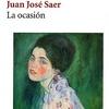Logo Juan José Saer y La ocasión