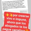 Logo Entrevista a Andrea Nestore trabajadora de Carrefour Bella Vista - La Voz del Obrero