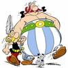 """Logo """"Astérix es una historieta que atrae desde lo visual""""- César Da Col"""