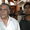 Logo Víctor Ríos Y Rafael Elizalde  explica de qué manera colabora para el aprendizaje del oficio con los