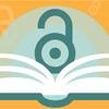 """Logo """"Derecho a la información científica, acceso abierto y los guardianes del saber"""""""