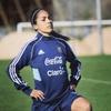 Logo Fútbol femenino: entrevista a Miriam Mayorga