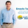 Logo Ernesto Talvi entrevistado por Gerardo Sotelo