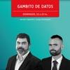 Logo  Daniel Galvalizi en Gambito de datos