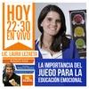 Logo Lic Laura Lezaeta :: JUEGOlogia :: el juego para trabajar la educación emocional