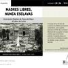 Logo Víctor Hugo anuncia el homenaje a la Asociación Madres de Plaza de Mayo y la entrega del pañuelo