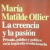 logo Ollier sobre la división en la sociedad argentina