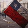 Logo Reporteras del Caos desde Valparaìso #ChileDespierta