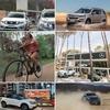 Logo Verano 2020 para conocer y disfrutar Mercedes-Benz, Chevrolet, Nissan, Volkswagen, Citroën y Ford.