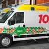 """Logo Silvia, naranjita que auxilió a Pablo a la salida de Forja: """"Falleció gracias al 107"""""""