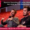 Logo Lucas Heredia  y Ramiro Gonzales  en subverciones