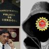 """Logo """"El mensaje de la Justicia es claro: NO TE METAS CON LA DROGA"""" Tomás Méndez"""