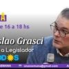 """Logo """"No Hay cuadro político en el país con más capacidad intelectual y voluntad política que Cristina"""""""