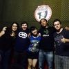 """Logo Entrevista con """"Tantas Preguntas"""" punk rock 6/12/2016"""