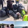 """Logo """"Más de 130 voluntarios limpiaron las costas de la Mar Chiquita."""""""
