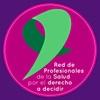 Logo Entrevista con Micaela Zucconi,  de la red de profesionales de la Salud por el derecho a decidir
