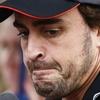 Logo Fernando Alonso @alo_oficial no correrá en el GP de Bahréin