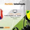 Logo Central Español vs Cerrito,13/5/17,Relato D.Mera
