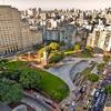 """Logo Álvaro García Resta: """"supimos que debíamos hacer una transformación profunda en la Plaza Houssay"""""""